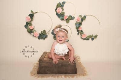 Cakesmash fotografie bloemen