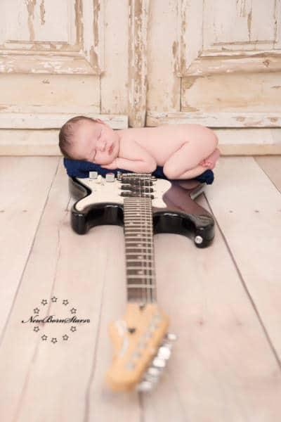 foto pasgeboren baby