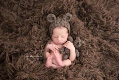 babykleding fotoshoot