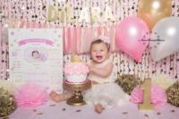 cake smash fotoshoot voorbeeld 2