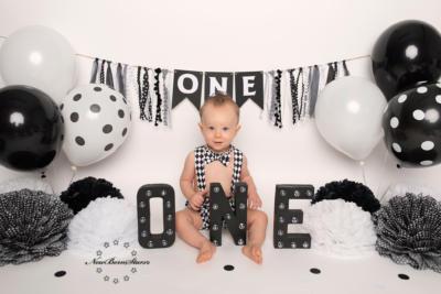 Cakesmash foto balonnen